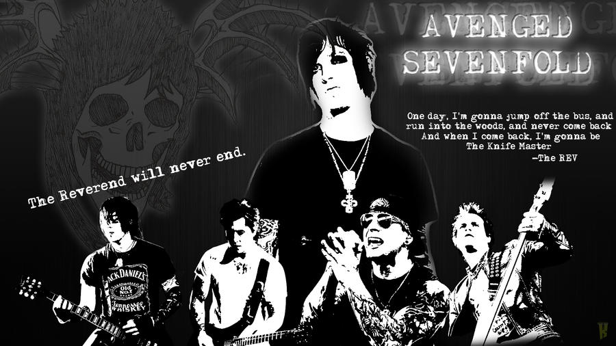 A7x Wallpaper By KinnonII