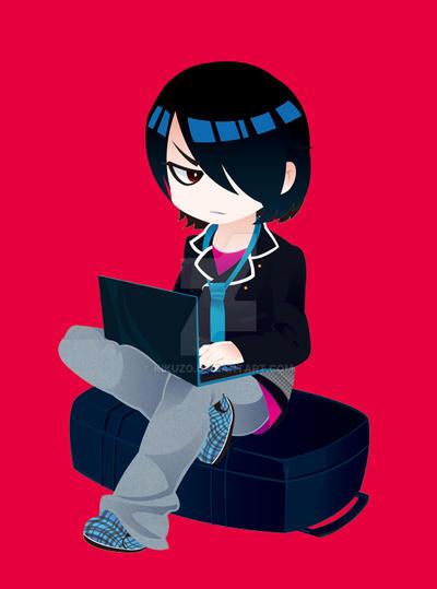Saints Row 3 Anime Characters : Saints row matt miller by kikuzo on deviantart