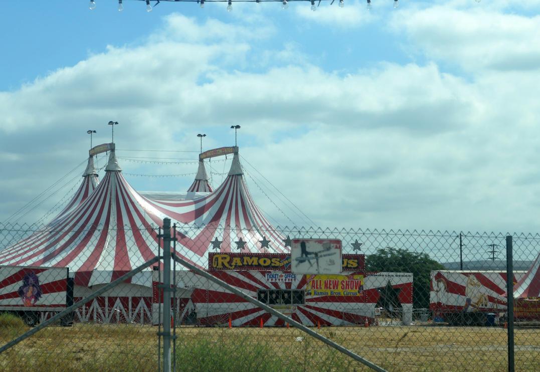 Circus Ground Stock by CameraGirls