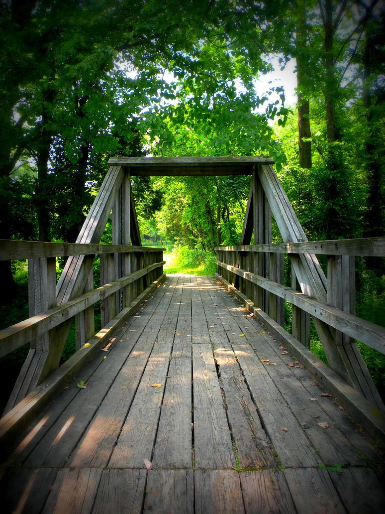 Bridge Stock by CameraGirls