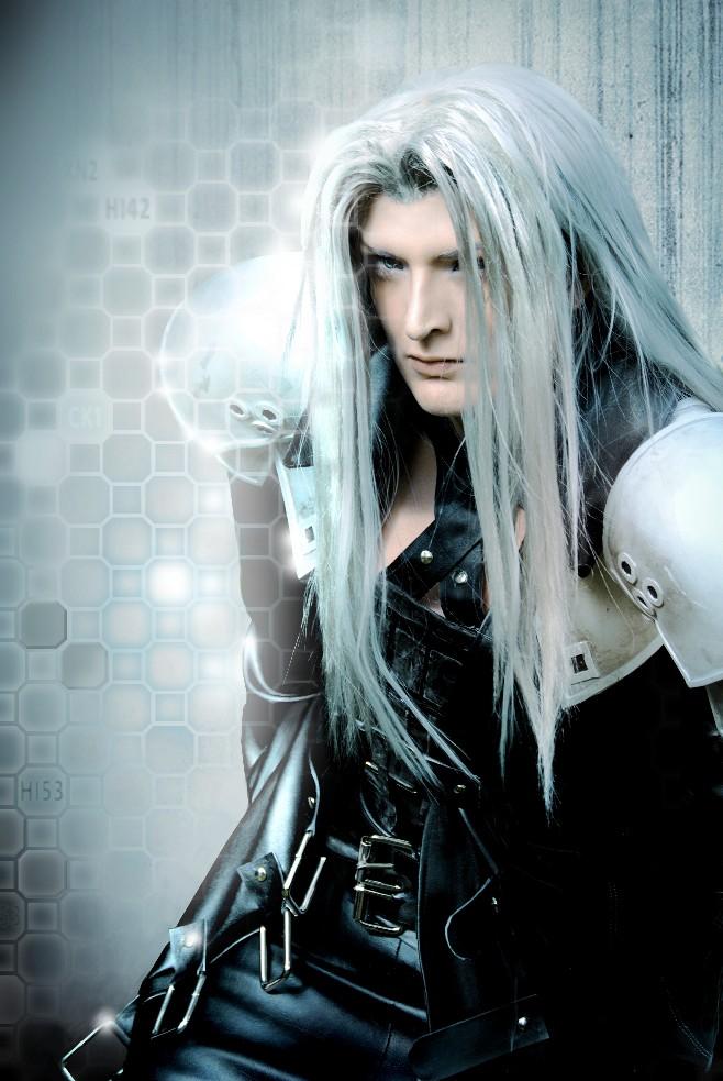 Final Fantasy Sephiroth Cosplay Sephiroth - FF Advent Children