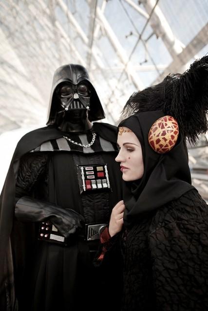 Darth Vader 3 by Etienne-Magique