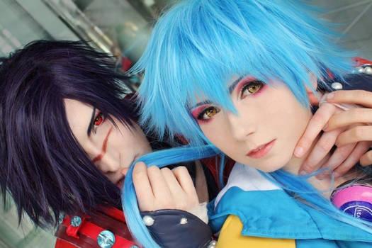 Dramatical Murder - Koujaku and Aoba 2