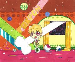 PonPon-Nagisa!! by BijouBlue