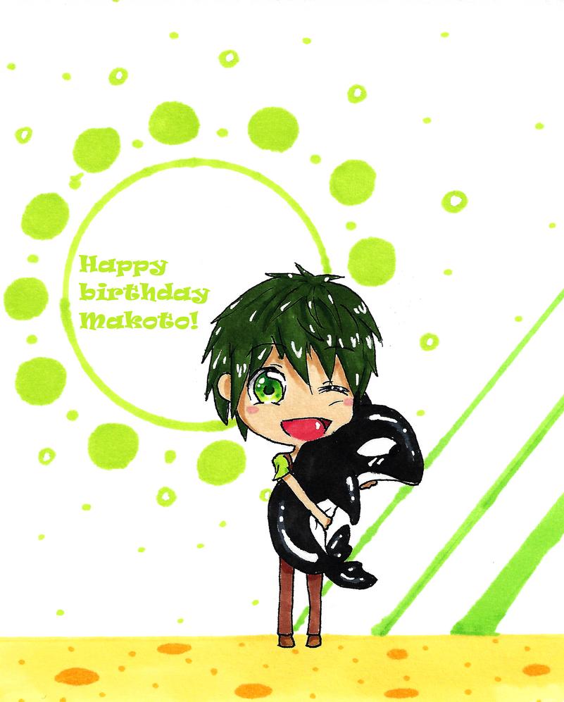 happy birthay makoto - photo #6