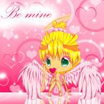 Be Mine! Valentine. by BijouBlue