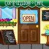 Commission Cafe! (open) by BijouBlue