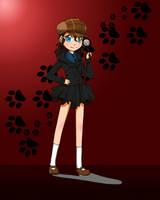 Onigiri is on the case! by BijouBlue
