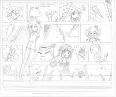 sketch page for DreamSelfyCreators~ by BijouBlue