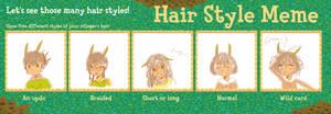 Aiichiro's Hair Style {LT Meme}