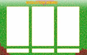 Evolution meme! {Lotus Town} by BijouBlue