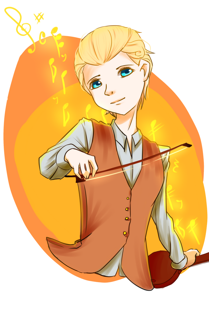 Clarence, the Music Man {AT} by BijouBlue