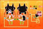MYO Cacteen Entry! by BijouBlue