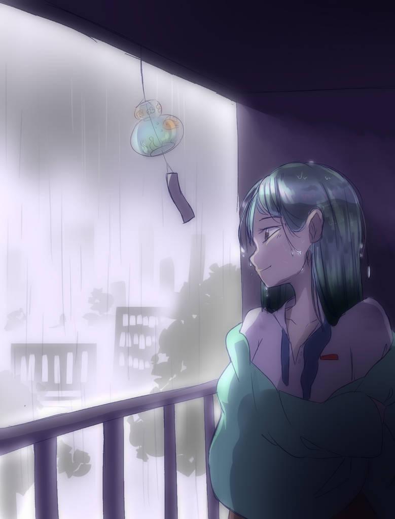 Rainy days {LSB} by BijouBlue