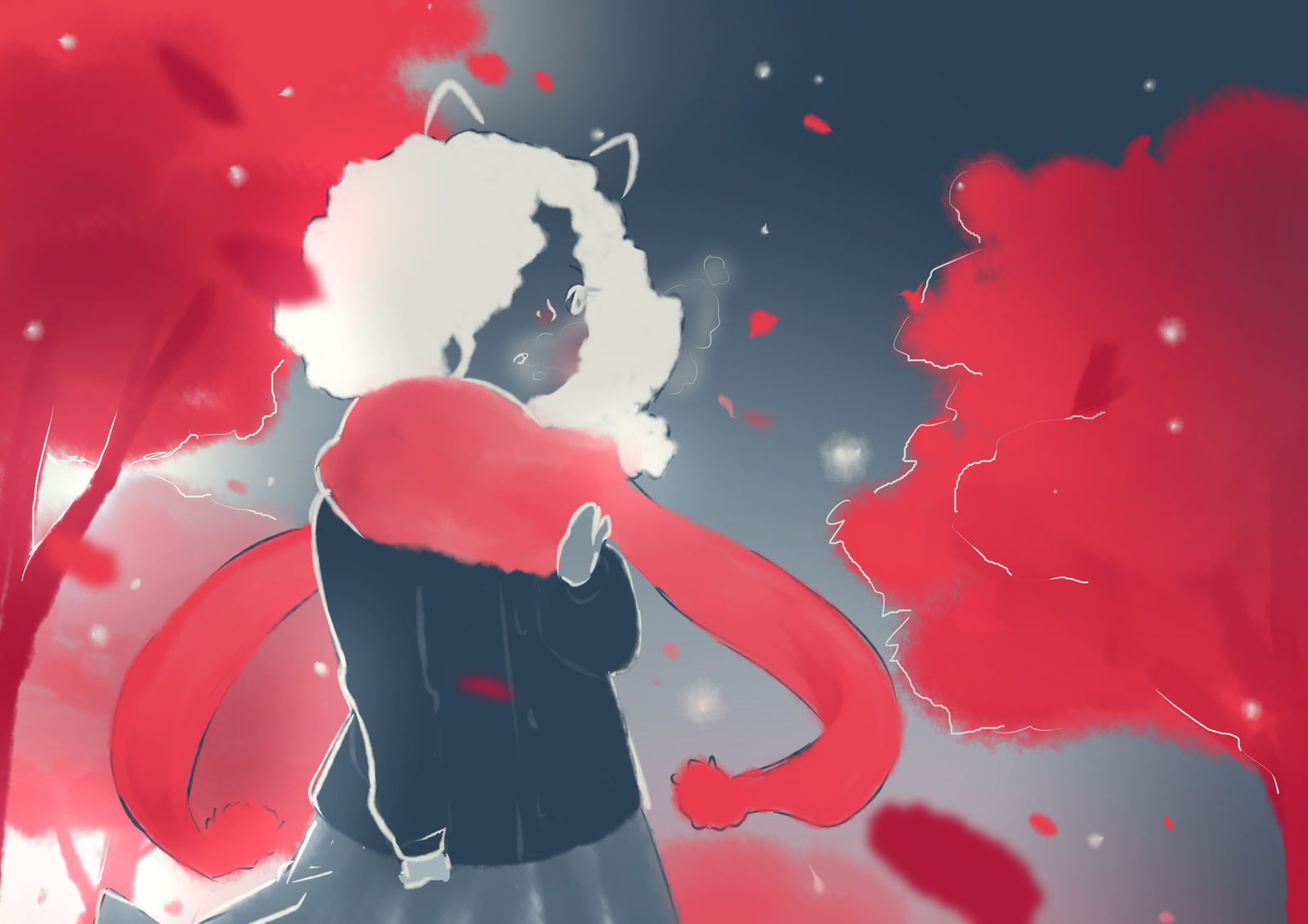 Luella in Oct. {MHA} by BijouBlue