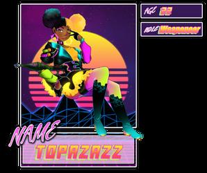 Topazazz {Ziion} by BijouBlue