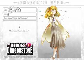 Zelda {HoD} by BijouBlue