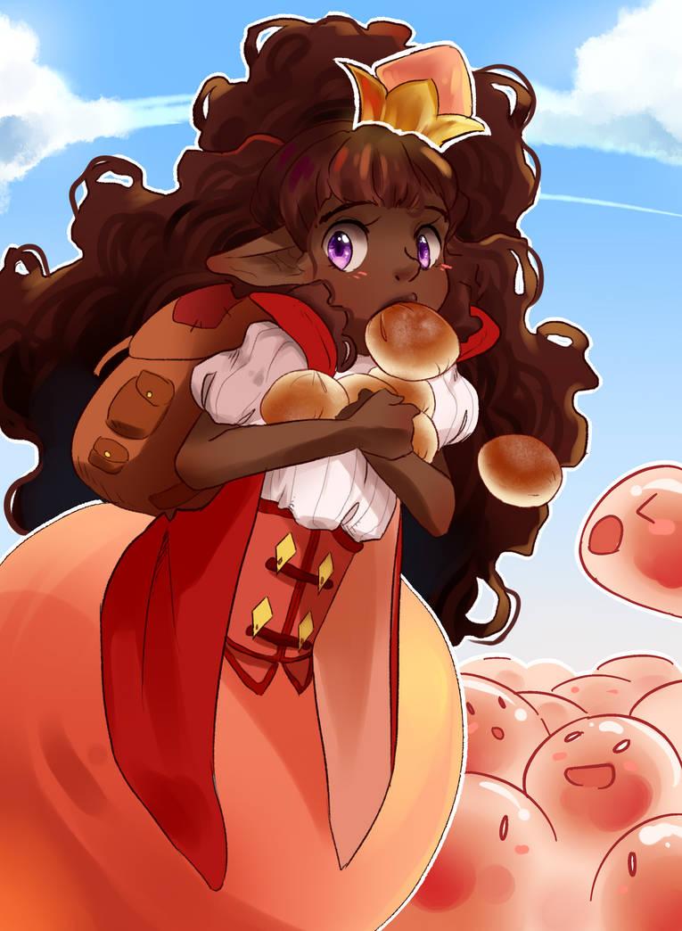 Adventurer princess, Irmi! {HoD}