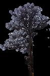 Dead tree - precut