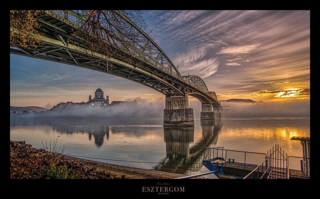 Morning at the Danube