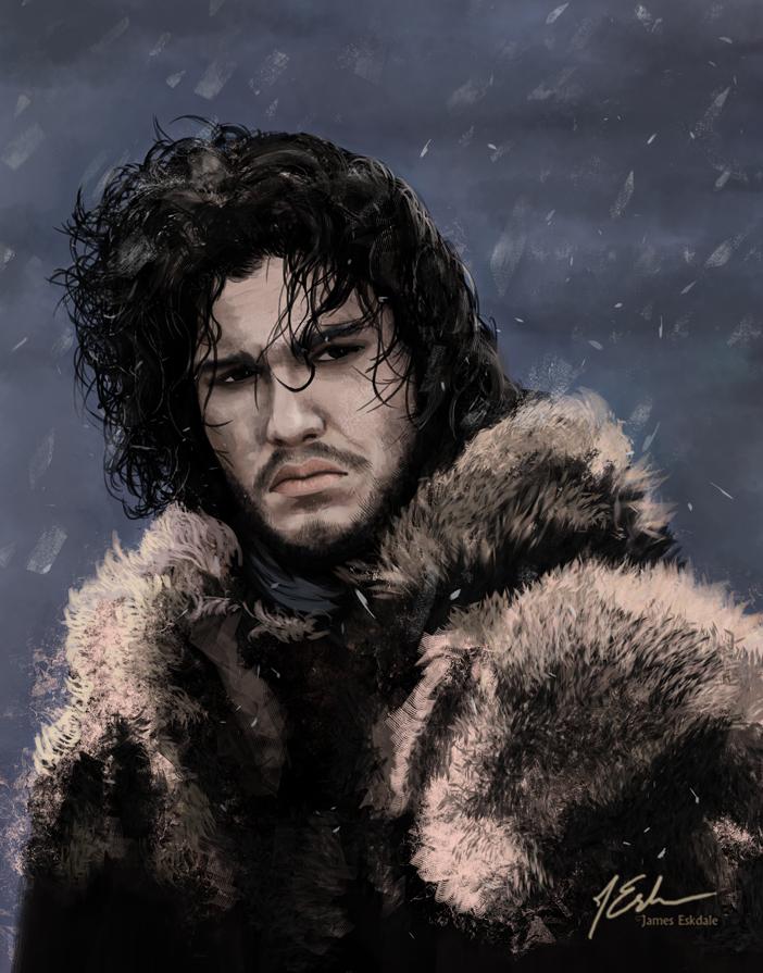 Jon Snow by fri94