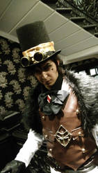 Fable 3 Reaver Cosplay