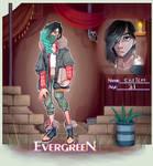 EvergreeN App - Sketch