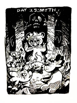 Wyngro: Inktide - Myth