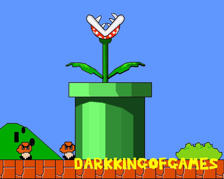 Mi Arte Piranha_Plant_by_Darkkingofgames