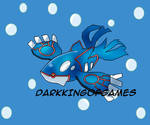Kyogre in the Sea...