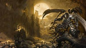 Darksiders 2 Death