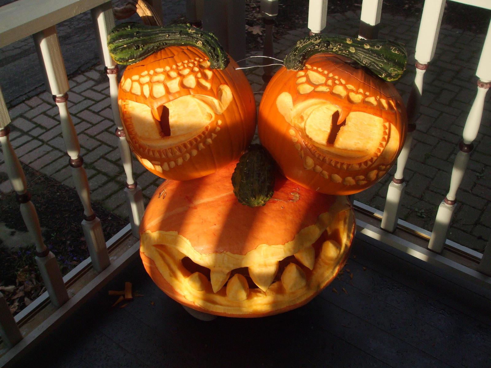 Monster Pumpkin 1 by BAC-of-all-trades on DeviantArt