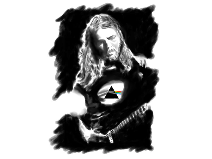 David Gilmour Wallpaper By Elpatriota On Deviantart
