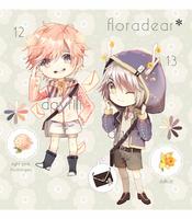Floradear06 Auction: [CLOSED] by dewli