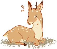 Deer  by dewli