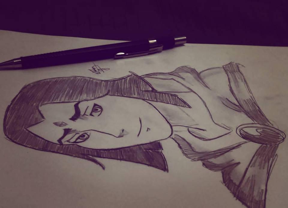 Ravena by VitorDrawings