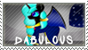 Dabulous Stamp by EsraDavut