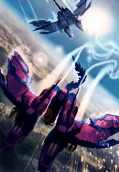 Gundam by Ishira-san