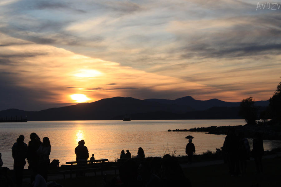 sunhouettes by avdzv
