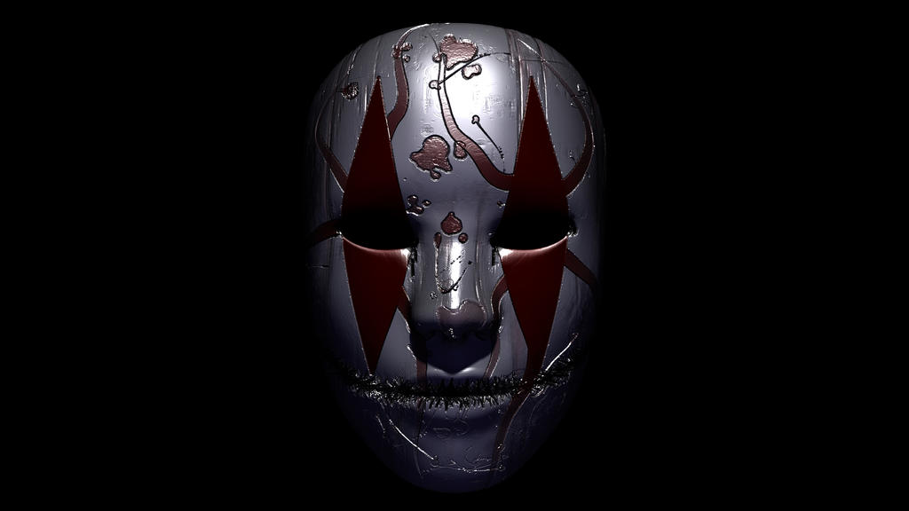 Havok Legion mask by iletgo
