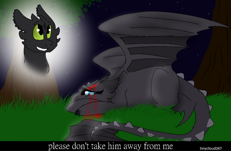Please Don't Take Him Away From Me by tinycloud247