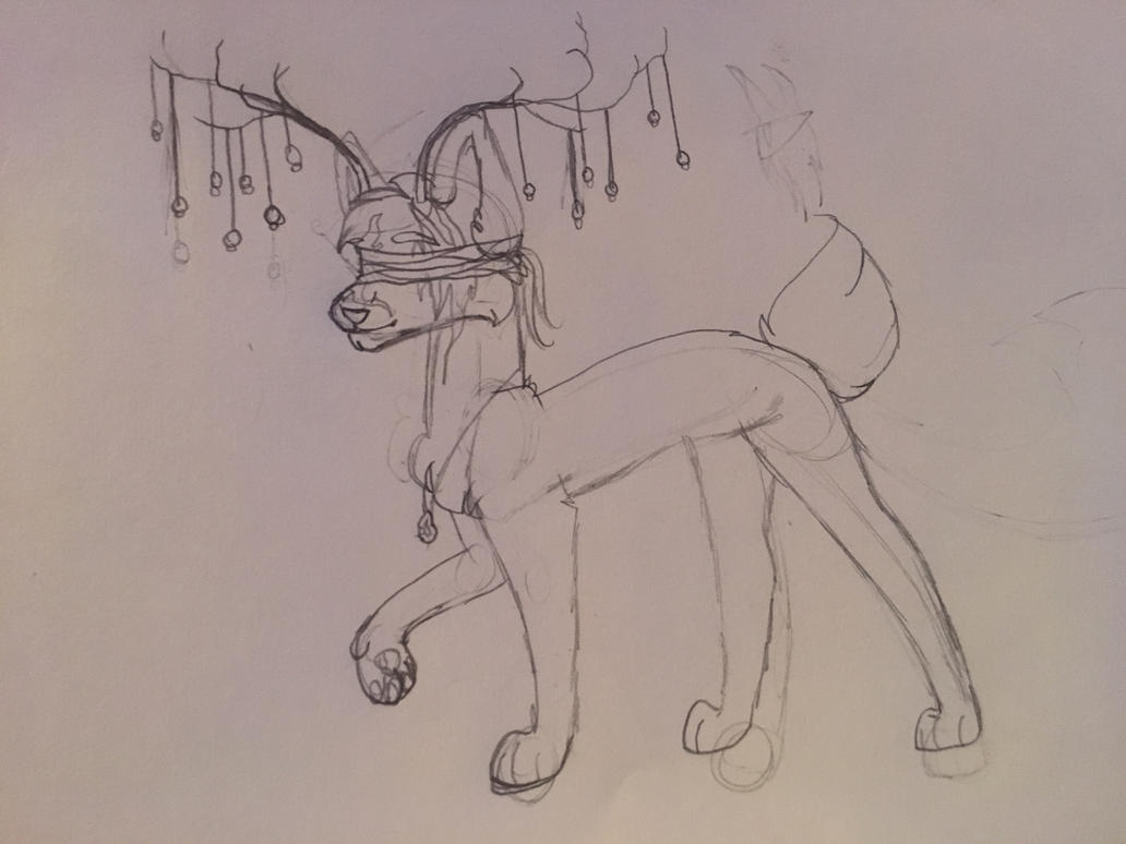 canine character 3 by tinycloud247