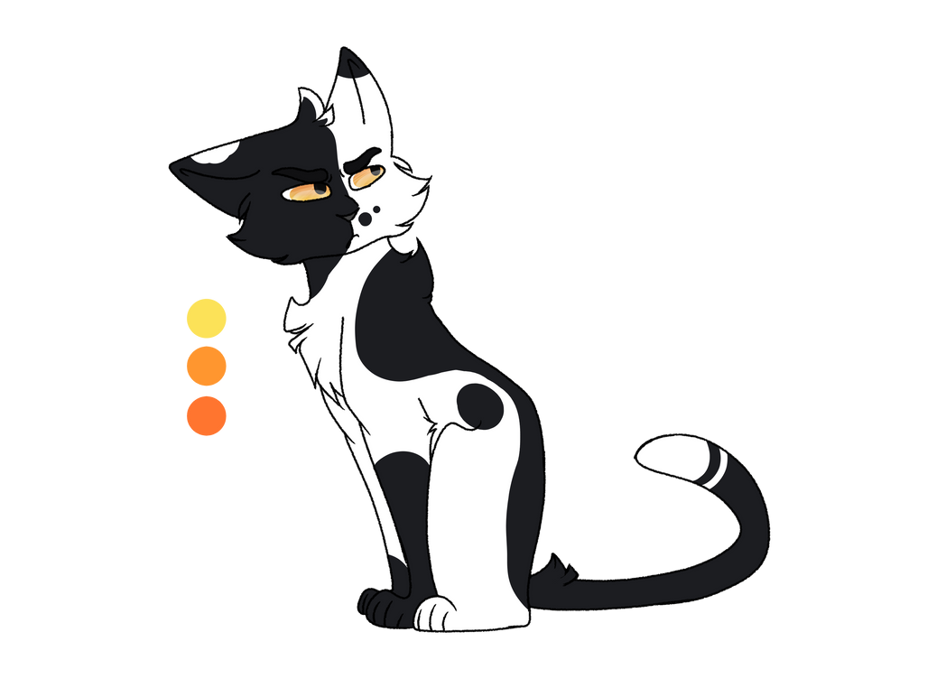 Swiftpaw ref by tinycloud247
