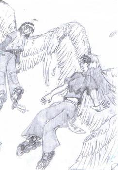 Skating Angels