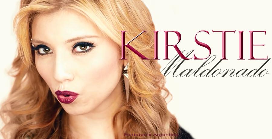 Kirstie maldonado by alincastro on deviantart - Kirstie maldonado wallpaper ...