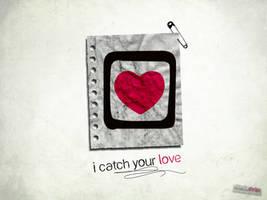 I catch... by villanitadesign