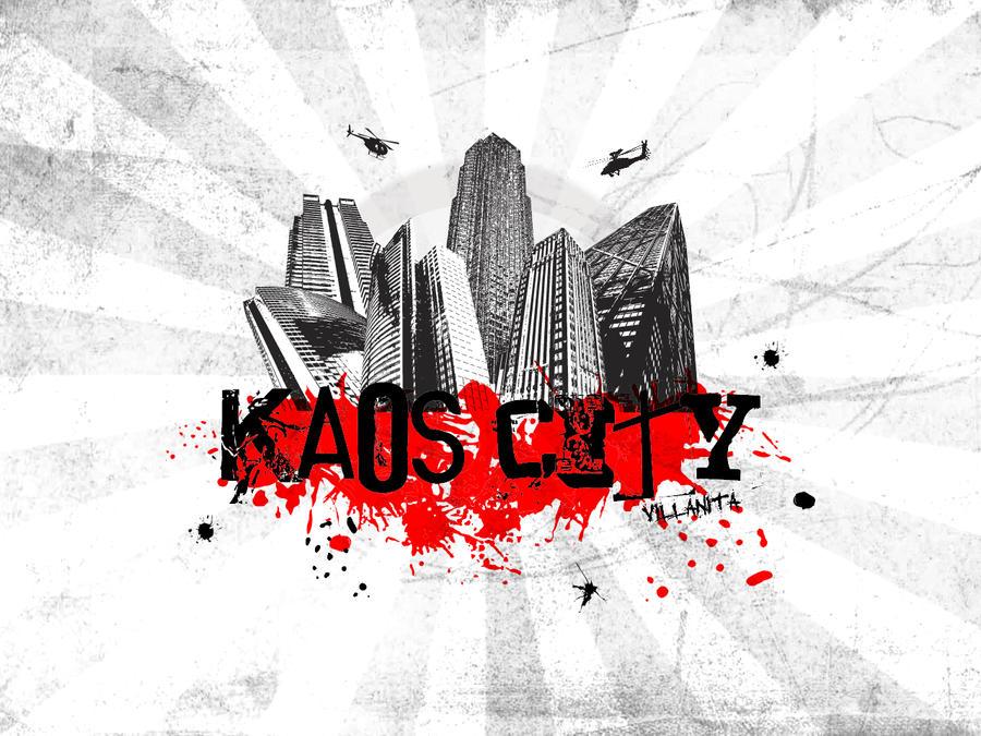 Kaos City by villanitadesign on DeviantArt