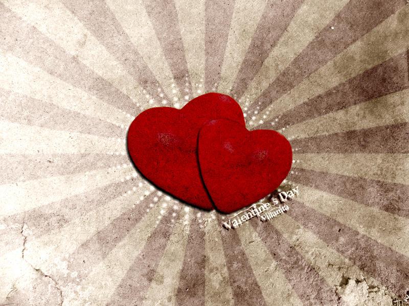 Valentines Day by villanitadesign