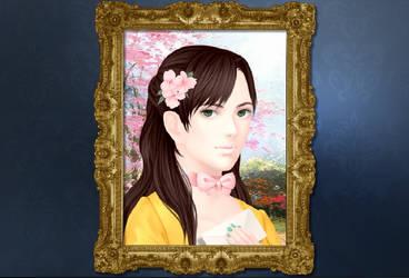 princess alesa of wysteria by endergirl105