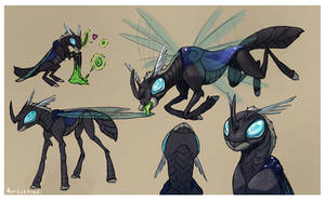 Changelings Redesign